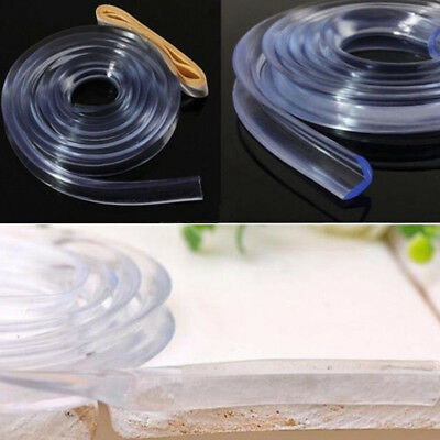 Soft Child  Glass Table Edge Guard Baby Toddler Protector Thick Safety Cushion