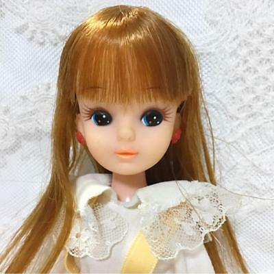Third generation Licca Rika chan early and late transition period Takara Japan