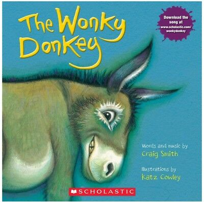 The Wonky Donkey by Craig Smith (2010, Paperback)