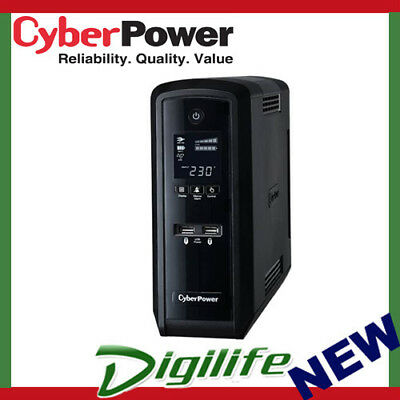 CyberPower CP1300EPFCLCDa-AU PFC Sinewave 1300VA / 780W UPS Tower with LCD