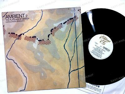 Harold Budd / Brian Eno - Ambient 2 (The Plateaux Of Mirror) UK LP 1980 /5