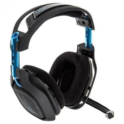Astro Gaming A50 Wireless Dolby 7.1 Gaming Headset (PC / PS4) - Black / Blue