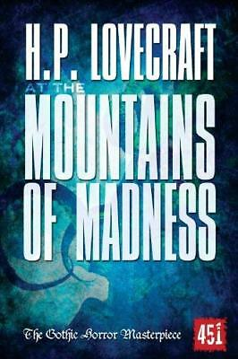 At The Mountains of Madness by H. P. Lovecraft New Paperback / softback Book