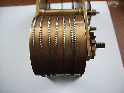 fusee clock parts 1.5mm 3mtrs.long wire band new any length
