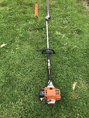 Stihl HL95 Long Reach double sided Hedge Trimmer 135 Head Not Hl75
