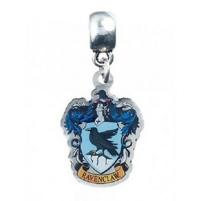 The Carat Shop - Official Harry Potter Jewelry - Ravenclaw Crest Slider Charm