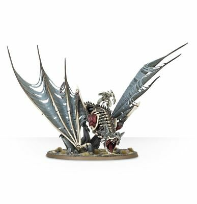 Warhammer Age of Sigmar Flesh Eater Courts Terrorgheist / Zombiedragon 1