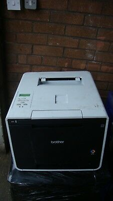 BROTHER HL-L3210CW A4 Colour LED Laser Printer Up To 18PPM