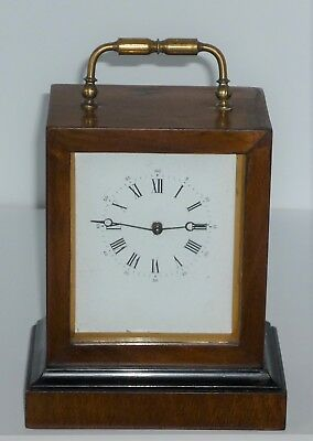 Antique French Mantel / Carriage Clock