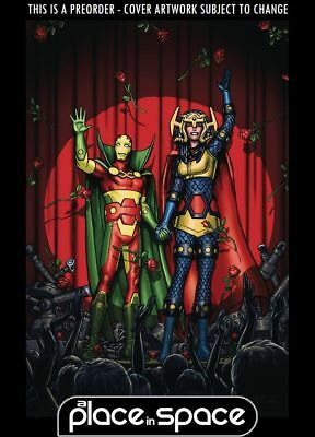 (Wk43) Mister Miracle, Vol. 4 #12A - Preorder 25Th Oct