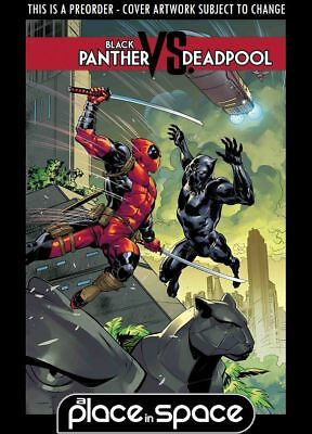 (Wk43) Black Panther Vs Deadpool #1A - Preorder 25Th Oct