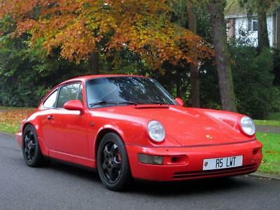Porsche 964 RS evocation 1990