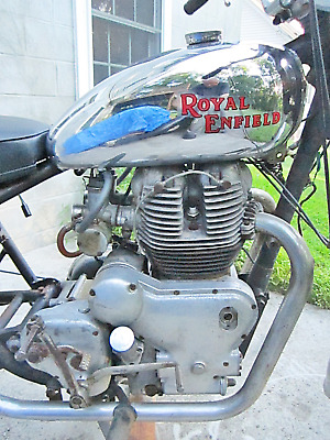 1965 Royal Enfield Interceptor  Royal Enfield '65 Interceptor 750 twin made in England