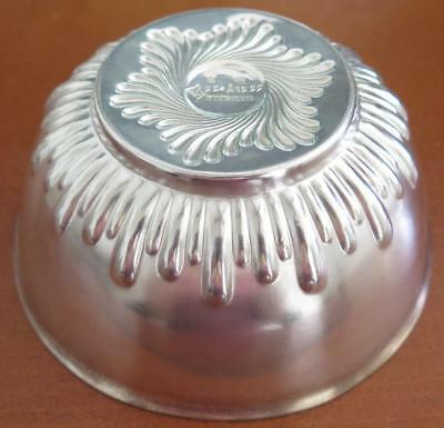 Christofle Silverplate Finger or Ice Cream Bowls