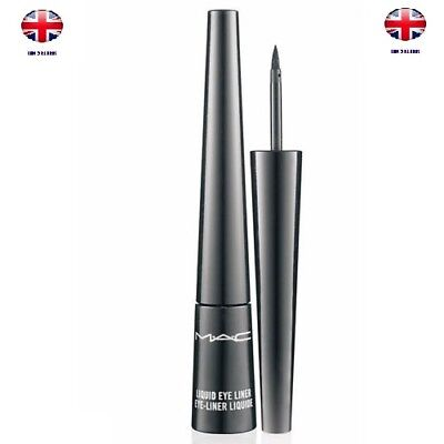New MAC Liquid Eyeliner Black New Boxed Best Quality Liner Contour UK TOP Seller