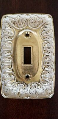 Vintage Single Light Switch Cover