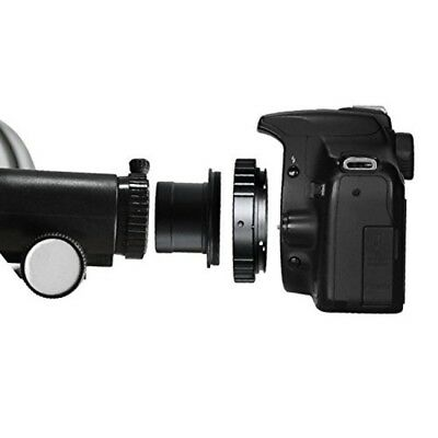 Gosky Metal 1.25'' Telescope Camera T-Adapter and Nikon T2 T-Ring Adapter for Ni
