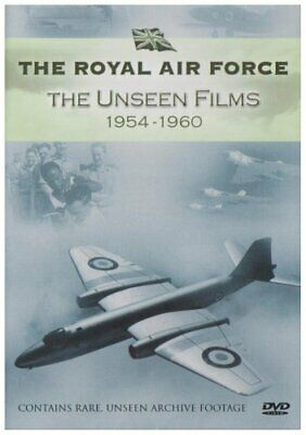 The Royal Air Force - Royal Air Force - The Unseen Films 1954-196... - DVD  F4VG