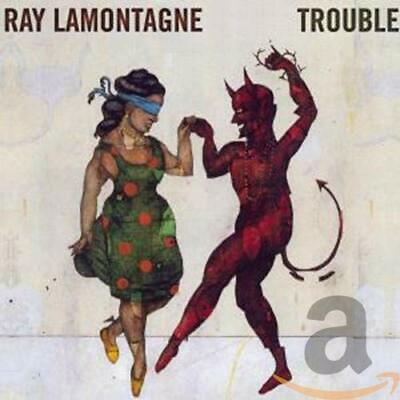 Ray LaMontagne - Trouble - Ray LaMontagne CD 4MVG The Cheap Fast Free Post The