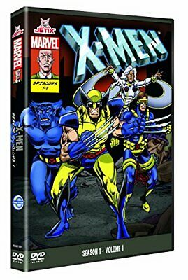 X-Men - Season 1, Volume 1 [DVD] - DVD  FQVG The Cheap Fast Free Post