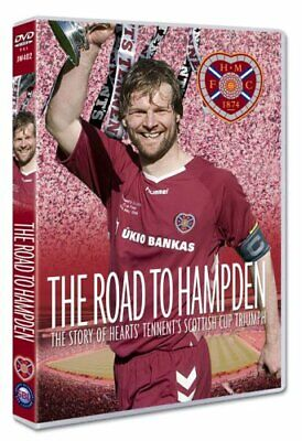 Heart of Midlothian Fc - Hearts - The Road To Hampden [2006] [DVD] - DVD  H0VG