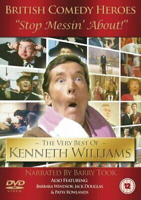 British Comedy Heroes - Kenneth Williams, British Comedy Heroes [... - DVD  IKVG