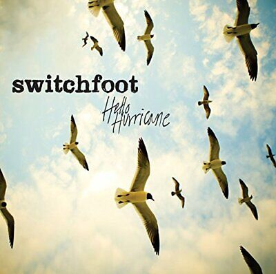 Switchfoot - Hello Hurricane - Switchfoot CD P4VG The Cheap Fast Free Post The