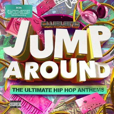 Various Artists - Clubland Jump Around - The Ultima... - Various Artists CD NSVG