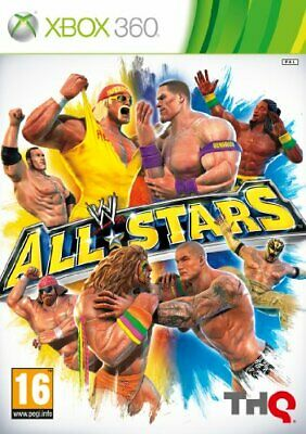 WWE All Stars (Xbox 360) - Game  1MVG The Cheap Fast Free Post