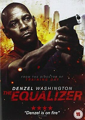 The Equalizer [DVD] [2014] - DVD  QGLN The Cheap Fast Free Post
