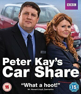 Peter Kay's Car Share - Series 1 [Blu-ray] [2015] - DVD  G2VG The Cheap Fast