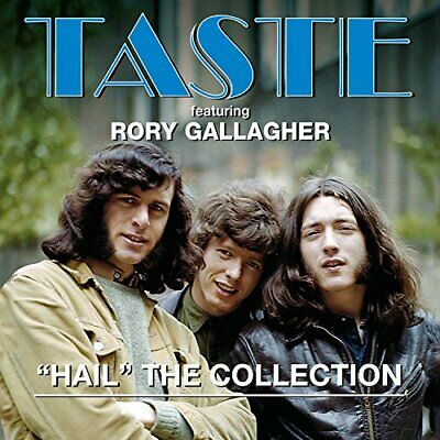 Taste - Hail: The Collection - Taste CD 42VG The Cheap Fast Free Post The Cheap