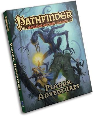 Pathfinder Roleplaying Game: Planar Adventures (Hardcover)