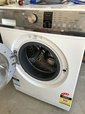 Fisher & Paykel WH8560P2 8.5kg Front Load Washer Used