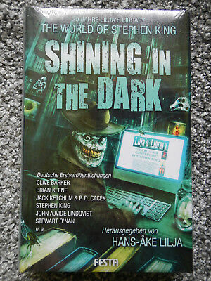 Shining in the Dark – The World of Stephen King Festa Verlag Signiert Limitiert