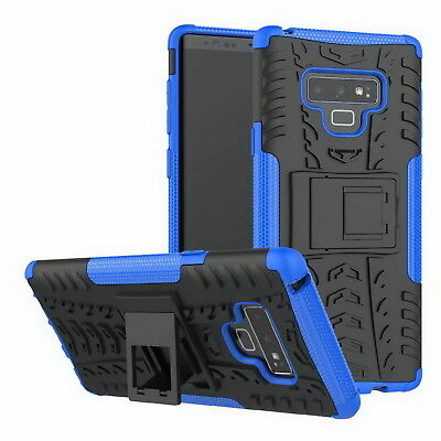 Hard Armor Cove Heavy Tough Shockproof Stand Case for Samsung Galaxy Note 9 S9