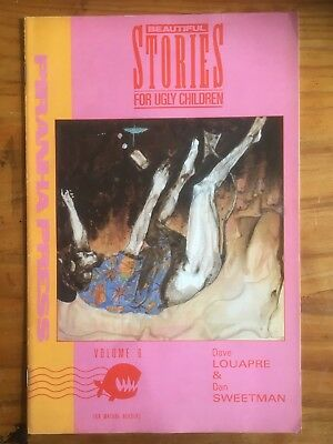 Beautiful Stories For Ugly Children. Volume 6.