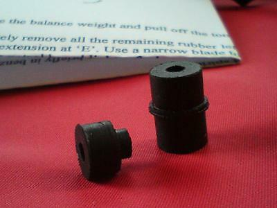 Sme 3009 3012 Replacement Elastic Grommet/ Rubber Washer Kit Genuine Sme Parts
