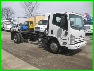 2009 GMC Used CAB AND CHASSIS