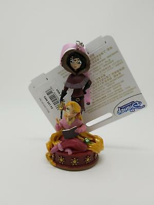Disney Store Sketchbook Ornament 2017 Rapunzel and Cassandra Brand New with Tag