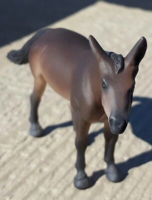 Breyer Custom SM Mule, Stunning Face
