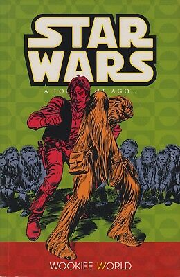 Classic Star Wars: A Long Time Ago... Volume 6: Wookie World - 9781569719077