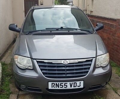 Chrysler Voyager Lx Auto 2006 7 Seater Car