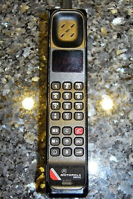 Motorola 8800 with red LED display