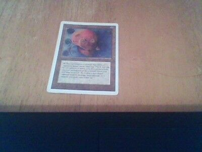 Magic The Gathering Illusionary Mask Unlimited edition ex condition