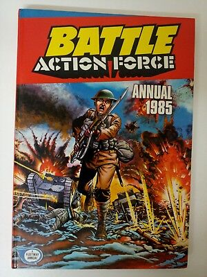 Battle Annual. 1985. Fine condition.