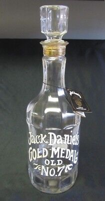 Jack Daniels Gold Medal Old No.7 1904 Centennial Replica Bottle Limited Edition