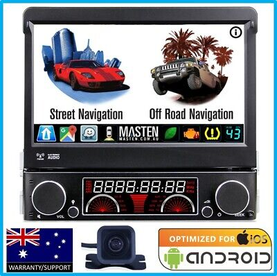 DEMO UNIT CAR Player Nav Android 8