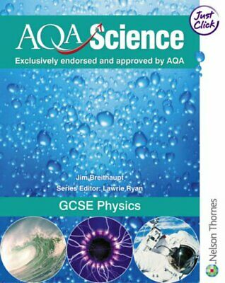 AQA Science GCSE Physics: Students' Book by Breithaupt, J Paperback Book The