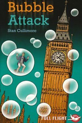 Bubble Attack (Full Flight Fear and Fun) by Cullimore, Stan Paperback Book The